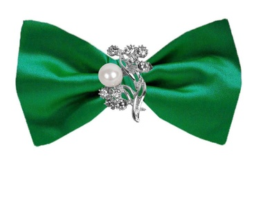 Mens Pre Tied Novelty Bow Tie and Pin