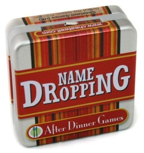 Cheatwell After Dinner Games - Name Dropping Game by Party Bags 2 Go