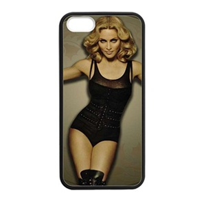 DONGMEN New fashion custom Madonna hight quality Laser Technology TPU Meterial iPhone 5/5S Protective Case