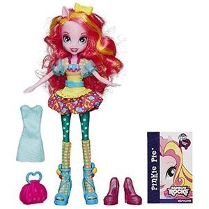 My Little Pony Equestria Girls Rainbow Rocks Pinkie Pie Doll with Fashions by My Little Pony Equestria Girls