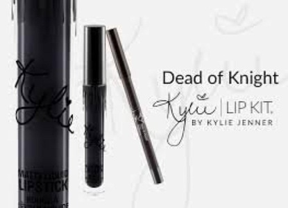 KYLIE JENNER LIPKIT In Shade Dead of Knight by Kylie