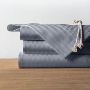 1800 Count 4 Piece Soft Wrinkle Free Deep Pocket Bed Sheet Set Silver/Full