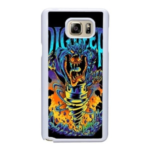 Dig Deep-Taz Parody Cover White Phone Case For Samsung Galaxy Note 5 CGD22131