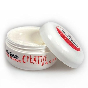 Black & White Genuine Pluko Creative Paste Hair Styling Cream 100g by Black And White Hair Styling