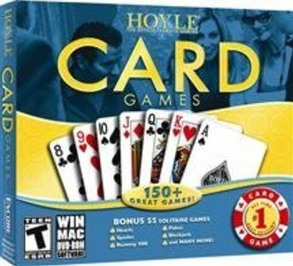 New Encore Hoyle Card Games 2008 Interactive Computer Opponents Multiple Skill Levels Jc Box by Encore