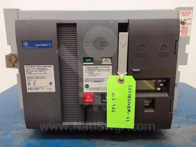 SSD08B208 - 800A GE SSD POWER BREAK II MO/DO