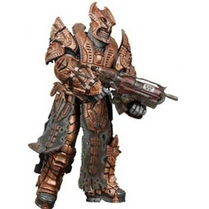 Gears Of War 2 Palace Guard Action Figure by Gears of War