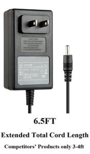 12v 2a (6.5ft Long ) AC/DC Power Supply Adapter Charger For JBL Flip 6132A-JBLFLIP Portable Speaker