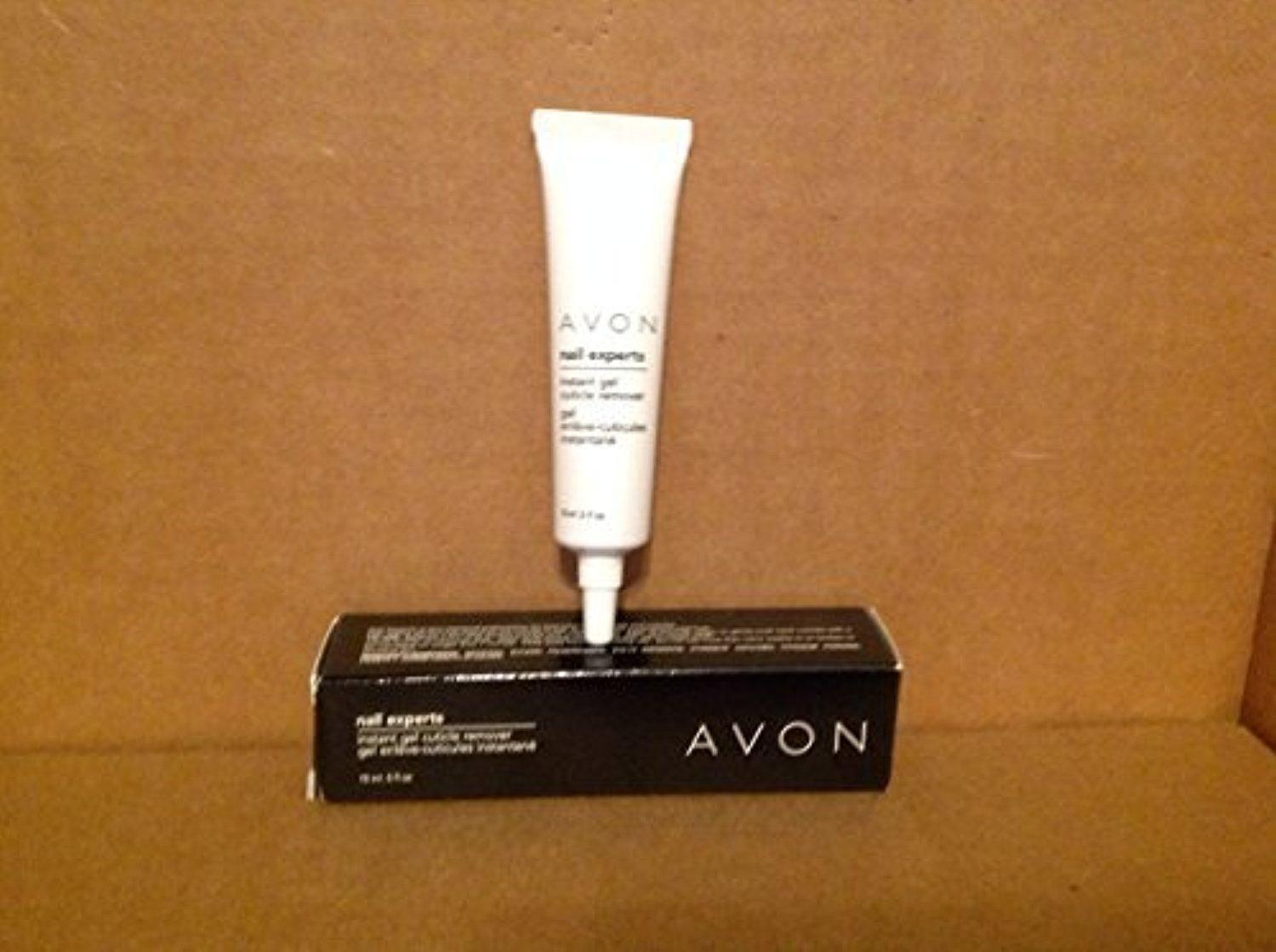 Avon Nail Experts Instant Gel Cuticle Remover by Avon Nail cuticle remover