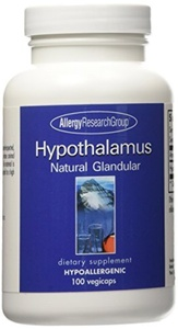 Allergy Research Group Hypothalamus - 100 Capsules by Allergy Research Group