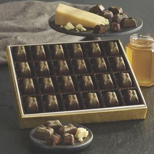 Wisconsin Cheeseman Fig & Honey Truffles