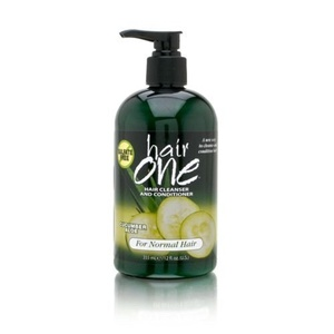 Hair One for Normal Hair with Cucumber and Aloe 12 oz. by Hair One