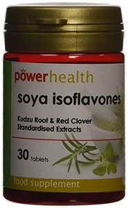 Power Health Soya Kudzu and Red Clover - Pack of 30 Tablets by Power Health