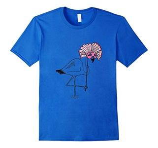 Men's Over The Top T-shirt Medium Royal Blue