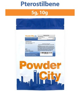 Powder City Pterostilbene Supplement (5 Grams)