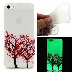 Love Tree Luminous Dream Catcher Pattern Sofe TPU Case for iPhone 6S Plus ( Compatible Models : IPhone 6s/6 )