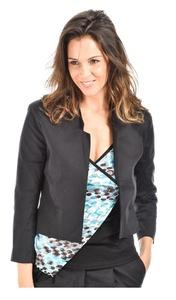 Bamboo s Women's Jacket ANAIS XXL Black