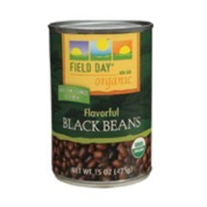 Field Day Beans, Og, Black, 15-Ounce (Pack of 12) by Field Day