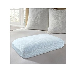 Cooling Gel Pillow Ventilated Memory Foam with 2