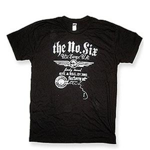 No.6 Factory Creed T-Shirt