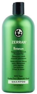 Zerran Botanum Shampoo for Chemically Processed Hair - 32 oz / liter by Zerran Hair Care