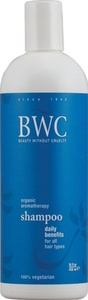 Beauty Without Cruelty Daily Benefits Shampoo -- 16 fl oz