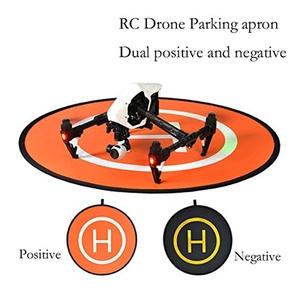 Hobby Signal Parking Apron Portable Foldable Retractable Multicopter Drone Landing Field Drone Launch Landing Pad Air Base for DJI Phantom 3 Phantom 4 Inspire 1