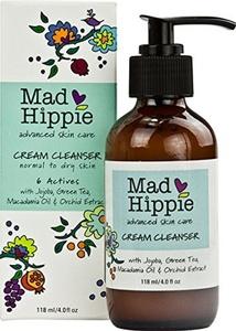 Mad Hippie Cream Cleanser, 4 oz by Mad Hippie Skin Care Products