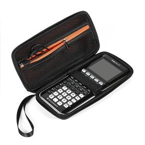 PIXNOR Graphing Calculator Carrying Case Storage Travel Case Bag Protective Pouch Box for TI-83 Plus TI-84 Plus CE TI-84 Plus TI-89 Titanium HP50G