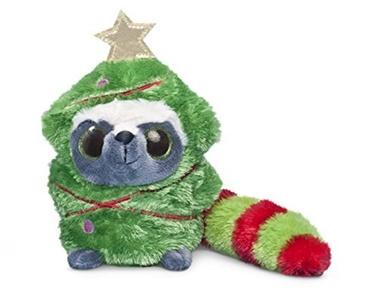 Aurora World 5-Inch Yoohoo and Friends Yoohoo Christmas Tree by Aurora World Ltd Yoohoo & Friends Yoohoo Christmas Tree