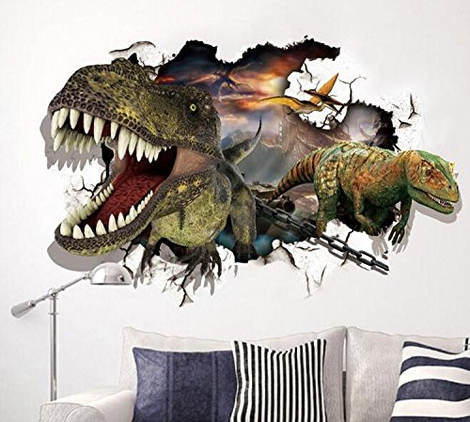 Online store highfs 23583939x35373939 removable jurassic for Best 20 jurassic park wall decal