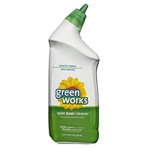 GreenWorks Toilet Bowl Cleaner, 24 Oz (Pack of 12) by Greenworks