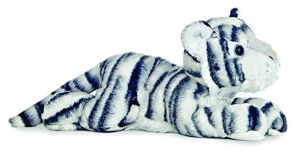 Aurora World Flopsie 12 King The White Tiger by Aurora World