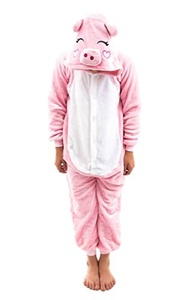 Emma's Mode ® Kids Animal Pajama Cosplay Halloween Costume All Sizes