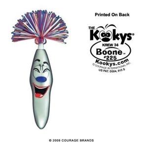Kooky Klickers Collectible Pen - Krew 34 - BOONE #225 by kooky pen
