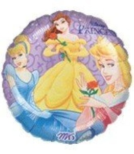 18 Disney Princesses Packaged Balloon (1 ct) by M&D Industries