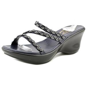Callisto Shana Women Open Toe Synthetic Wedge Sandal