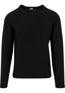 Urban Classics Sweater Raglan Wideneck