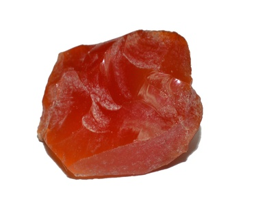 Fire Opal natural rough gemstone 9.42 carat