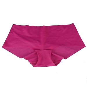 Fa M ou S Store 2 Pack No VPL Low Rise Knickers Briefs [16, Pink, 7071, LL_0867]