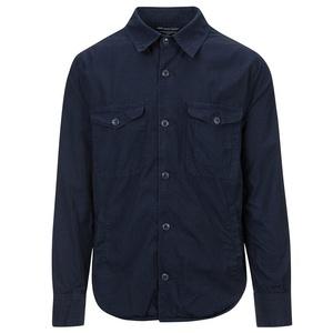 Save Khaki Men's Shirt Jacket SK848-UL Navy