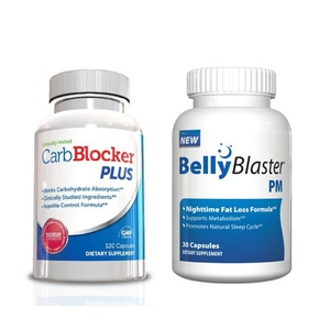 Weight Loss Kits-BellyBlaster PM W/ Carb Blocker & Appetite Suppressant