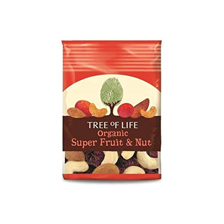 Tree of Life Organic Superfruit & Nut 40g - Pack of 2