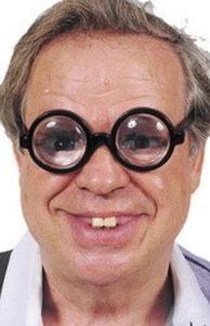 HM Smallwares Nerd Bookworm Glasses by HM Smallwares
