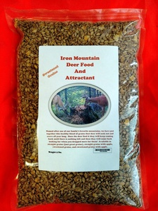 Iron Mountain Deer Food and Attractant