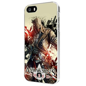 Assassin's Creed For Iphone Case (iPhone 5/5s white)