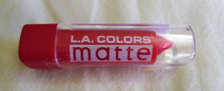 L.A. LA Colors Matte Lipstick Lip Makeup (LASTING IMPRESSION) CML516