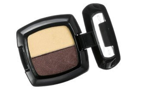 LR colours Eyeshadow Duo x2 1 g Gold 'n' Bronze by LR colours