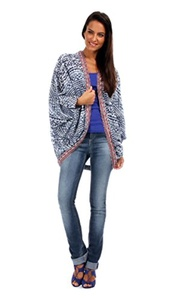 Pepe Jeans Women's Cardigan SOL L Blue