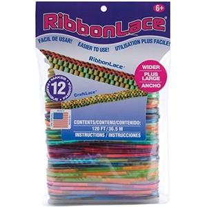 Toner 87230 Ribbon Lace Mega Pack, Tie-Dye by Toner